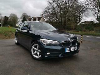 2015 BMW 1 Series 1.5 116d ED Plus s/s 5dr