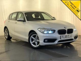 BMW 1 Series 1.5 116d SE s/s 5dr 1 OWNER, SERVICE HISTORY 2015, 95080 miles, £7295