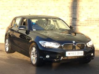 BMW 1 Series 116d Sport 5dr Step Auto Hatchback 2015, 44472 miles, £11045