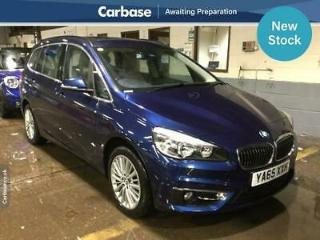 2015 BMW 2 Series 220d Luxury 5dr Step Auto MPV 7 Seats MPV Diesel Automatic