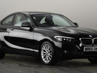 BMW 2 Series 218i SE 2dr Coupe 2015, 37285 miles, £10659