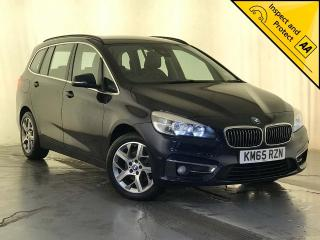 BMW 2 Series 1.5 216d Luxury Gran Tourer s/s 5dr 1 OWNER, SERVICE HISTORY 2015, 106240 miles, £9295