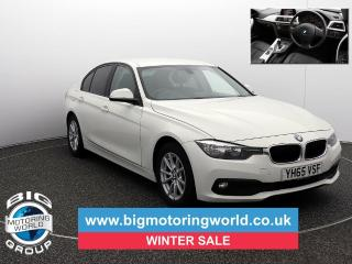 BMW 3 Series 320D ED PLUS Saloon 2015, 44396 miles, £12000