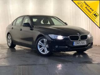 BMW 3 Series 2.0 320d BluePerformance Sport s/s 4dr CRUISE CONTROL SERVICE HISTORY 2015, 130160 miles, £8500