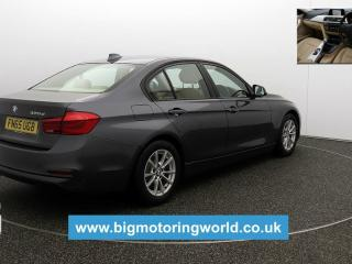BMW 3 Series 320D ED PLUS Saloon 2015, 48553 miles, £10800