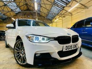 2015 BMW 3 Series 2.0 320d M Sport Touring xDrive s/s 5dr