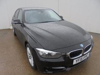 BMW 3 Series 320d Sport 4dr [Business Media] Saloon 2015, 24752 miles, £12999