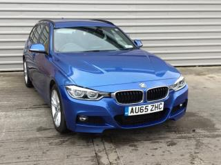 BMW 3 Series 330d xDrive M Sport 5dr Step Auto Estate 2015, 64523 miles, £15767