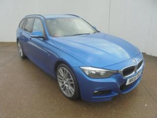 BMW 3 Series 320d xDrive M Sport 5dr Step Auto Estate 2015, 50351 miles, £15819
