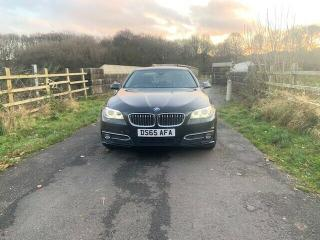 2015 BMW 520D LUXURY AUTOMATIC £30 ROADTAX 2 OWNER SERVICE HISTORY FULLY LOADED