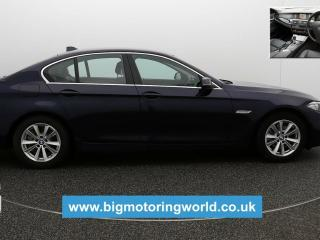 BMW 5 Series 520D SE Saloon 2015, 54025 miles, £12800