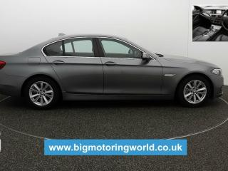 BMW 5 Series 520D SE Saloon 2015, 69814 miles, £11800