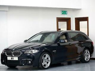 2015 BMW 5 Series 3.0 535d M Sport Touring 5dr