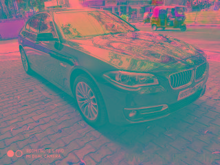 2015 BMW 5 Series 520d Luxury Line 14000 kms driven in Infantry Road