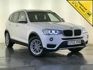 2015 BMW X3 XDRIVE20D SE SAT NAV HEATED SEATS CRUISE CONTROL SERVICE HISTORY
