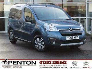 2015 Citroen Berlingo 1.6 BlueHDi XTR Multispace ETG6 s/s 5dr