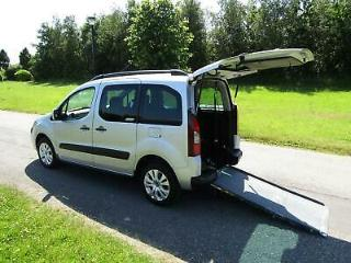 2015 Citroen Berlingo 1.6 Hdi WHEELCHAIR ACCESSIBLE ADAPTED DISABLED VEHICLE WAV