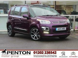 2015 Citroen C3 Picasso 1.6 HDi Selection 5dr