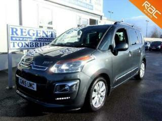 2015 Citroen C3 Picasso 1.6 VTi Exclusive 5dr