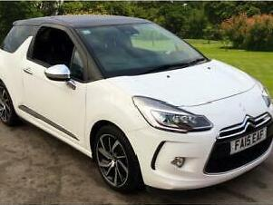 2015 Citroen DS3 1.6 BlueHDi DSport Plus 3dr Diesel Hatchback