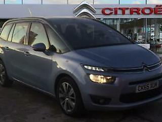 2015 Citroen GRAND C4 PICASSO 1.6 BlueHDi Exclusive 5dr EAT6 Diesel Estate Auto