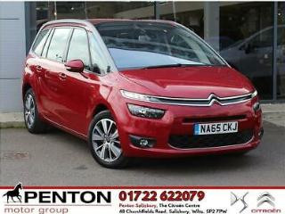 2015 Citroen Grand C4 Picasso 1.6 BlueHDi Exclusive EAT6 s/s 5dr