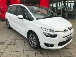 2015 Citroen Grand C4 Picasso 1.6 BlueHDi Selection 5dr Estate 5 door Estate