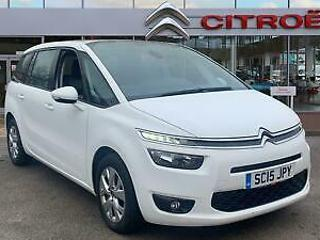 2015 Citroen GRAND C4 PICASSO 1.6 BlueHDi VTR+ 5dr EAT6 Diesel Estate Auto Estat