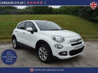 2015 Fiat 500X 1.4 MultiAir II Pop Star Opening Edition s/s 5dr