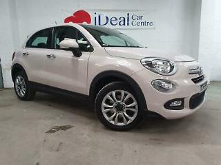 2015 Fiat 500X 1.6 E Torq Pop Star SUV 5dr Petrol 110 ps