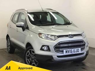 Ford EcoSport 1.5 Titanium 5 door [X Pack] Hatchback, 24293 miles, £8589