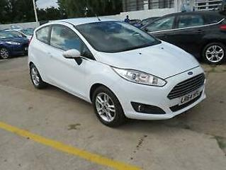 2015 Ford Fiesta 1.0 EcoBoost Zetec s/s 3dr