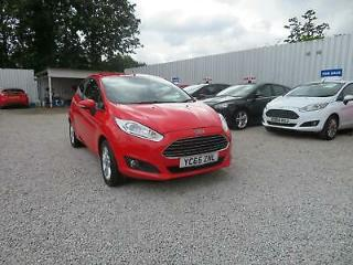 2015 Ford Fiesta 1.0 T EcoBoost Zetec s/s 3dr