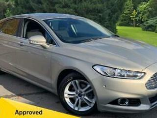 2015 Ford Mondeo 1.5 EcoBoost Titanium Automatic Petrol Hatchback