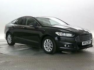 2015 Ford Mondeo 2.0 TDCi ECOnetic Titanium Hatchback Diesel Manual