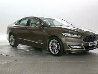 2015 Ford Mondeo 2.0 Vignale Hybrid Auto Saloon Automatic