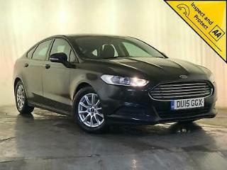 2015 FORD MONDEO STYLE ECONETIC TDCI CRUISE CONTROL SAT NAV 1 OWNER SVC HISTORY