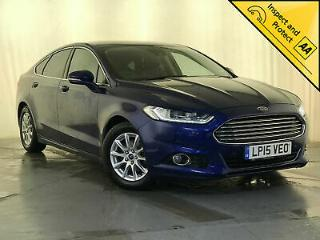 2015 FORD MONDEO TITANIUM ECONETIC SAT NAV HEATED SEATS 1 OWNER SERVICE HISTORY