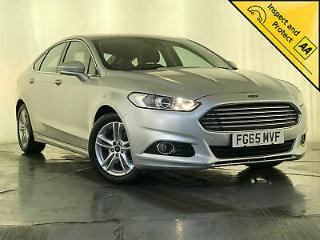 2015 FORD MONDEO TITANIUM TDCI AUTOMATIC SAT NAV 1 OWNER SERVICE HISTORY