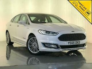 2015 FORD MONDEO VIGNALE TDCI AUTO SAT NAV BLUETOOTH 1 OWNER SERVICE HISTORY