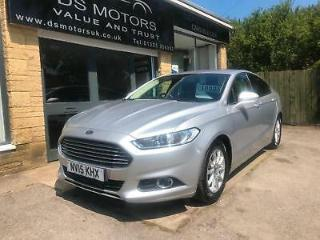 2015 FORD MONDEO ZETEC 2.0 TDCI ONLY £20 ROAD TAX 55,000 MILES