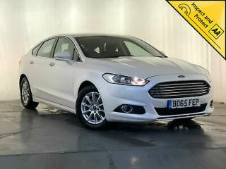 2015 FORD MONDEO ZETEC ECONETIC TDCI CRUISE CONTROL SAT NAV 1 OWNER SVC HISTORY
