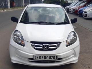 2015 Honda Amaze 2013 2016 E i Vtech for sale in Chennai D2350307