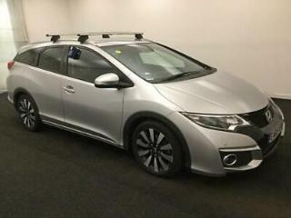 2015 Honda Civic 1.6 i DTEC 120ps Honda Navi Tourer SR Honda Connect