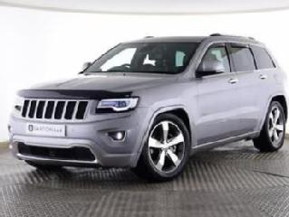2015 Jeep Grand Cherokee 3.0 CRD Overland 4x4 5dr