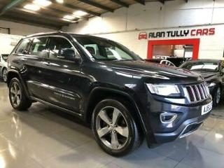 2015 Jeep Grand Cherokee 3.0 V6 CRD Limited Plus Auto 4WD 5dr