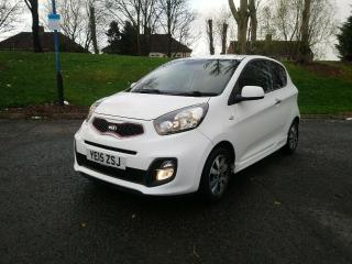 2015 Kia Picanto VR7 * Christmas Bargain * Free Tax Model