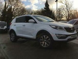 2015 Kia Sportage 1.6 GDi ISG Axis Edition 5dr Manual Petrol Estate