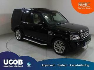 2015 LAND ROVER DISCOVERY 3.0 SD V6 HSE S/S 5DR ESTATE DIESEL