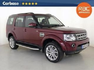 2015 LAND ROVER DISCOVERY 3.0 SDV6 HSE 5dr Auto SUV 7 Seats